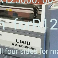 lc 1.4mx1mx100w up/down table with autofocus laser machines
