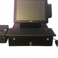 EBM All in one touch screen POS Systems