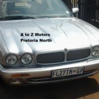 For Sale 2001 Jaquar  XJR  Supercharged  V8