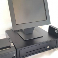 Lenovo IBM i3 Touch Screen System