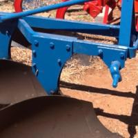 plough 2x furrow