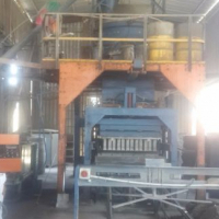 FULLY AUTOMATED BRICK AND BLOCK MACHINE FOR SALE