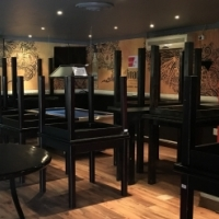Fully Equipped Resturant for sale