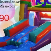 3 in 1 Jumping Castle + Blower - New