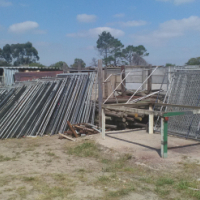 Ready Fence Panels for sale
