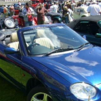 2000 MGTF160 Convertible Minted like new