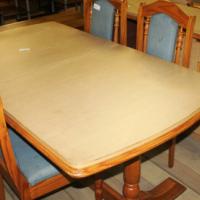 6 Piece Diningroom Set S023681A #Rosettenvillepawnshop