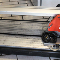 Gihel Electric Tile Cutter S023412A #Rosettenvillepawnshop