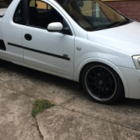 Opel corsa 1.4 sport for sale