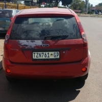 Ford fiesta 1.4 2007 stripping for spares