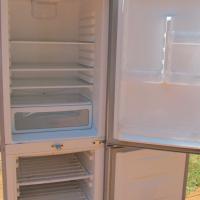 LG Expresscool Double door fridge/freezer 329L