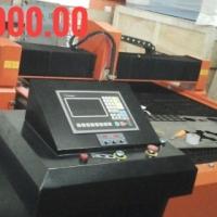 panasonic cncplasma cutters 1.5mx3mx100amp cut easly20mm mild steel