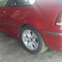 BMW 325 ti lexus v8