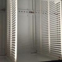 Double door display bar fridge