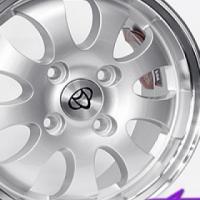 "13"" ST Fulcrum 4/100 Alloy Wheels"