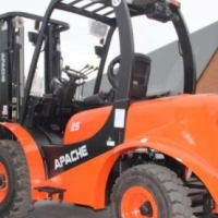 Forklifts Other Apache 2.5Ton Rough Terrain Diesel
