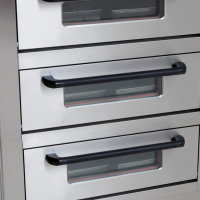 DECK OVEN ANVIL - 6 TRAY - TRIPLE DECK (NEW)