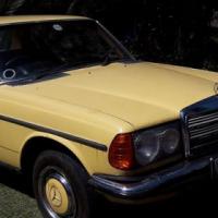 1979 Mercedes Benz 240 Diesel te Koop