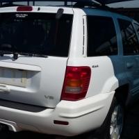 jeep grand cherokee LTD 4.7 for sale