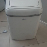 Loose standing aircon
