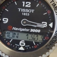 Tissot Navigator Men's Watch