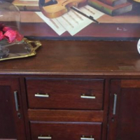 Teak Sideboard For Sale