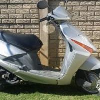 Honda Beat Scooter.