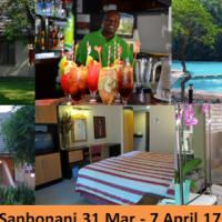 Sanbonani 31 Mar - 7 April 17. Gold crown resort