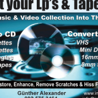 Convert Your Lp's & Tapes To CD
