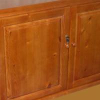 New solid door bookshelf