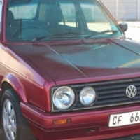 2004 VW Citi Golf 1.4i