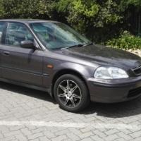 1996 Auto Honda Ballade 180i, Neat R49900 neg