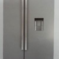 Defy side by side fridge brand new.