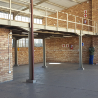 280m² factory / warehouse unit to let in Krugersdorp Factoria