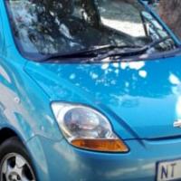 2009 Chevy Spark 1100 4door 60000km