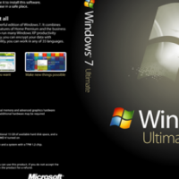 Windows 7 Ultimate 32/64 bit R250