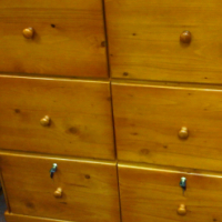 New 6 drawer filing cabinet
