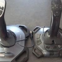 2 x Joysticks for PC games.