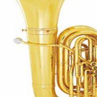 Tuba double b-flat