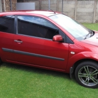 2006 Ford Fiesta 1.4i Trend