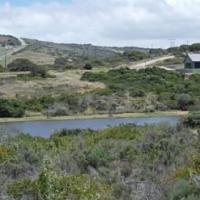 Beleef die natuur om jou.  Islandview Hartenbos