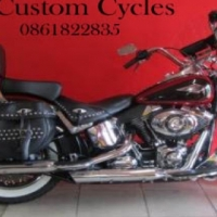 Very Nice 2012 Softail Heritage, Price Has Been Reduced!