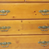 New Oregon 6 drawer chest