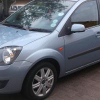 2006 Ford Fiesta 1.6