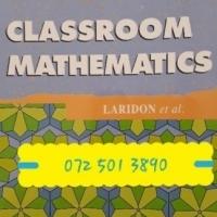 Classroom Mathematics - Grade 11 - Learners Book - Laridon.