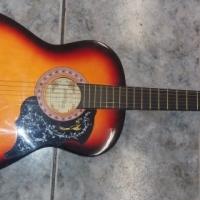 Guitar 6 string star fire