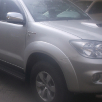 2006 Toyota Fortuner 3.0D4-d 4x2