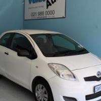 2010 Toyota Yaris T1 3Dr A/C