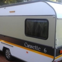 1986 GYPSEY CARAVETTE 6 FOR SALE