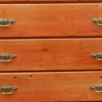 New 7 drawer Oregon chest